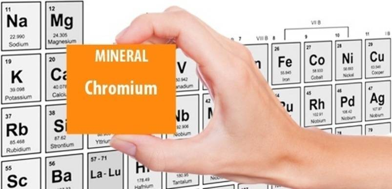 Why supplement Chromium?