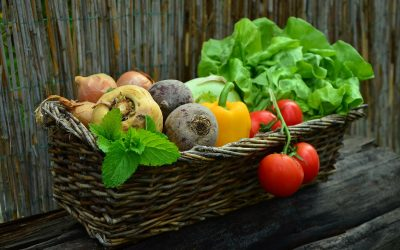 Is there really a difference between organically grown veg and regular grown veg?