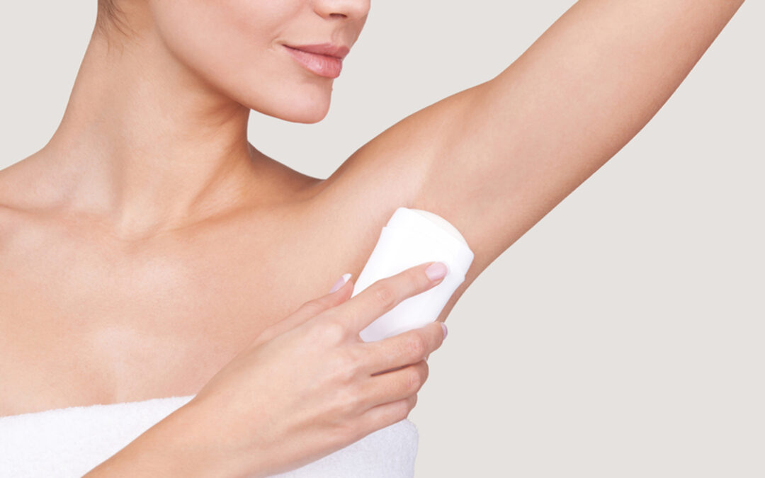Is deodorant actually toxic, or is it just a myth?