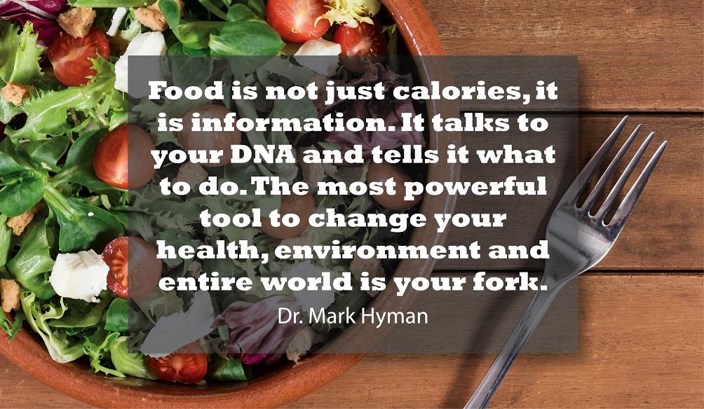 5 Tips on Choosing Healthier Food